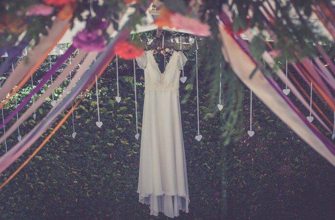 Vestido: Atelier Carol Nasser   Foto: Valéria Simonin