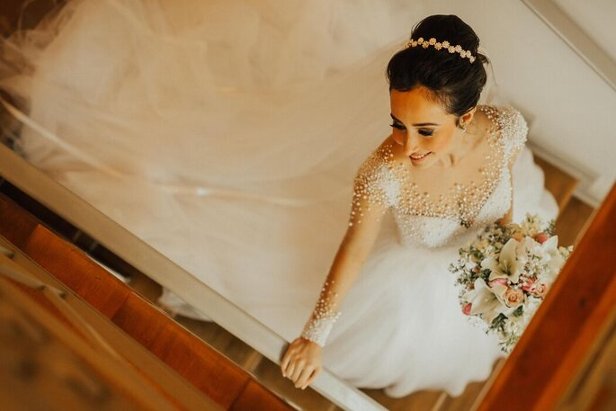 Ensaio noiva