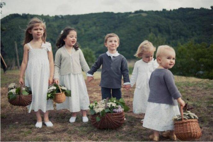 Ideas románticas de decoración para una boda - Foto: Lovely Moments