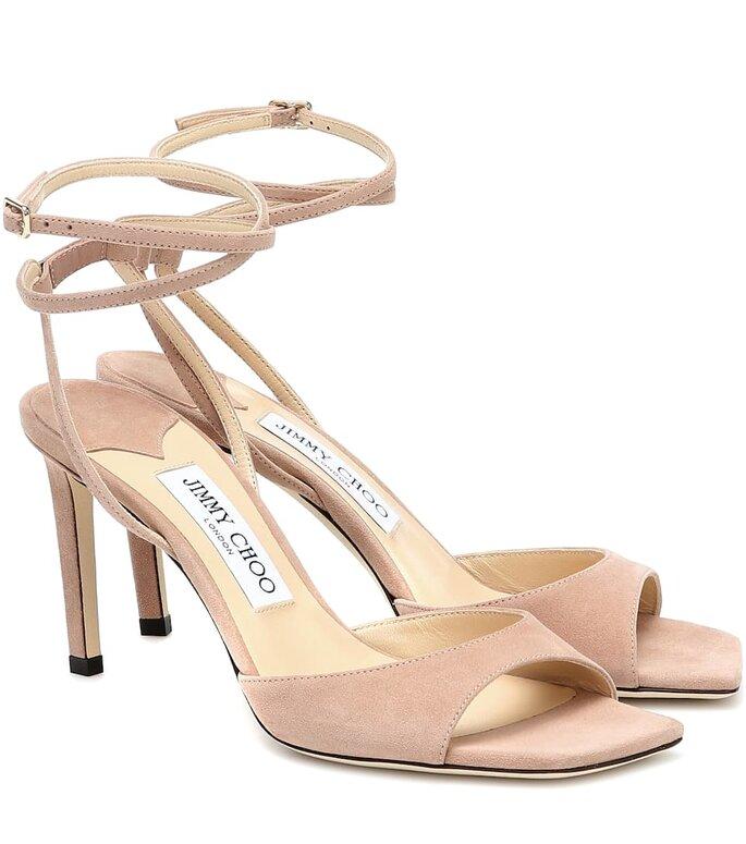 scarpe per matrimonio invitata