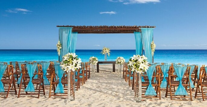 Yuriar Events wedding planner Playa del Carmen