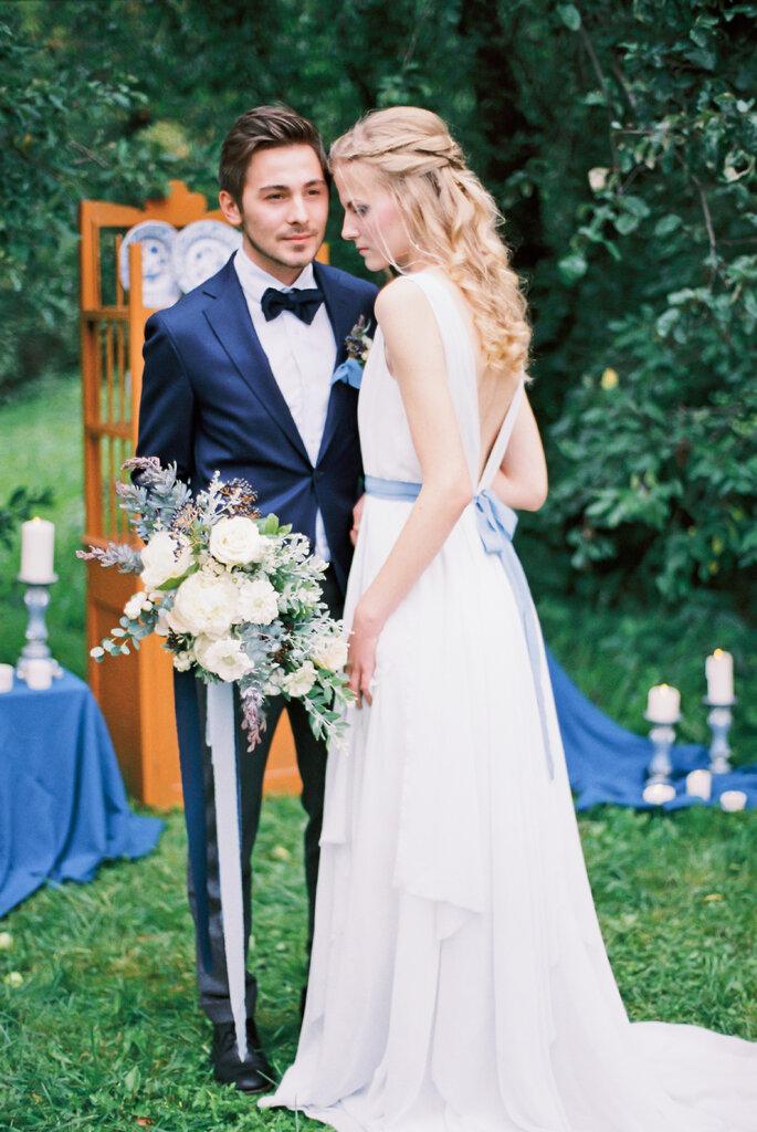 Свадебных платьях - Анна Чудова