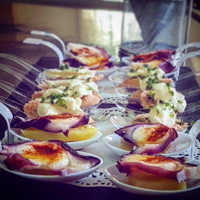 Kildare Catering bodas Sevilla