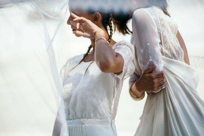Boutique de robes de mariée à Lyon