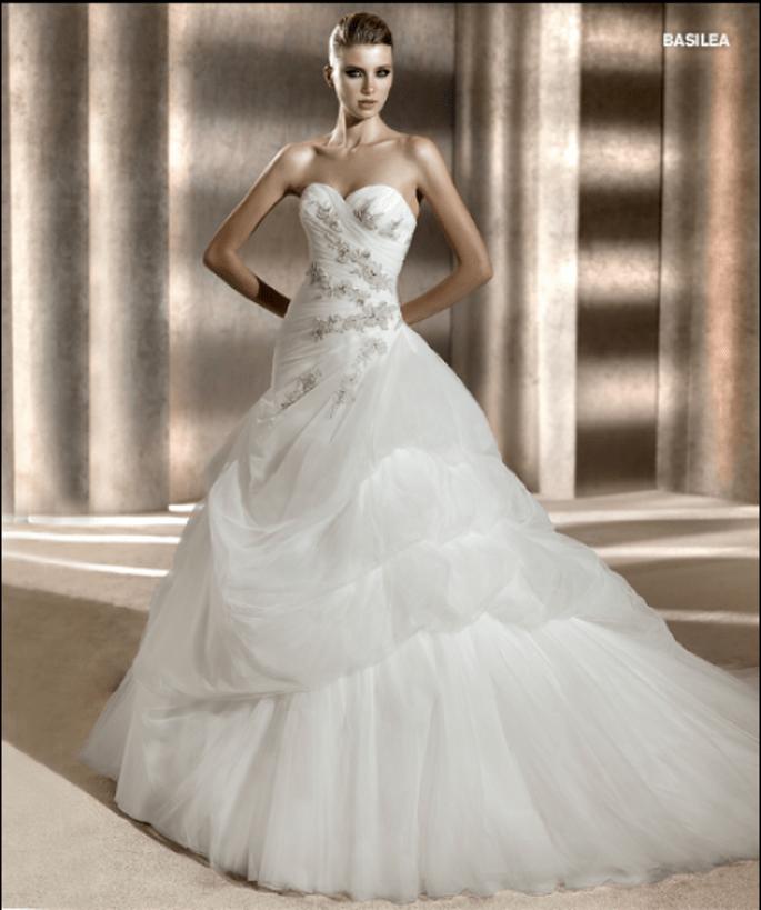 Vestido de novia Basilea, Pronovias