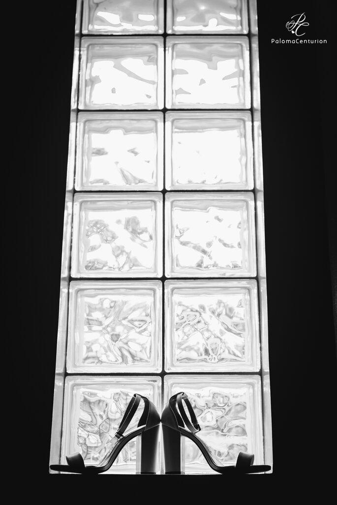 Sapato Prego escolhido pela noiva