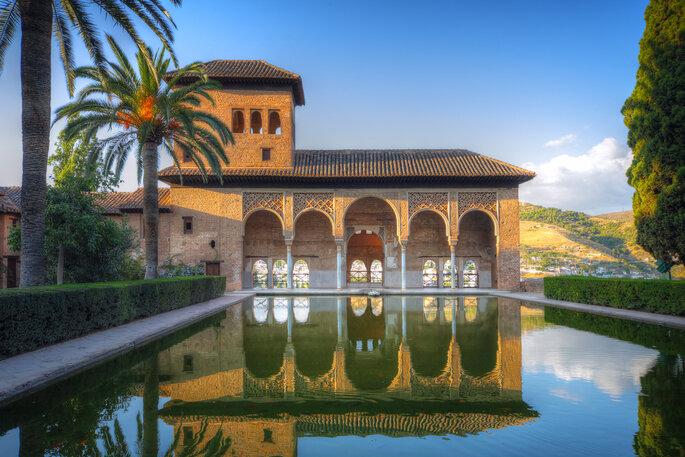 Granada. Foto via Shutterstock: Kutlayev Dmitry