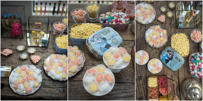 Un'esplosione di colori e bellezza con Pastiglie Leone - Foto: Infraordinario Wedding