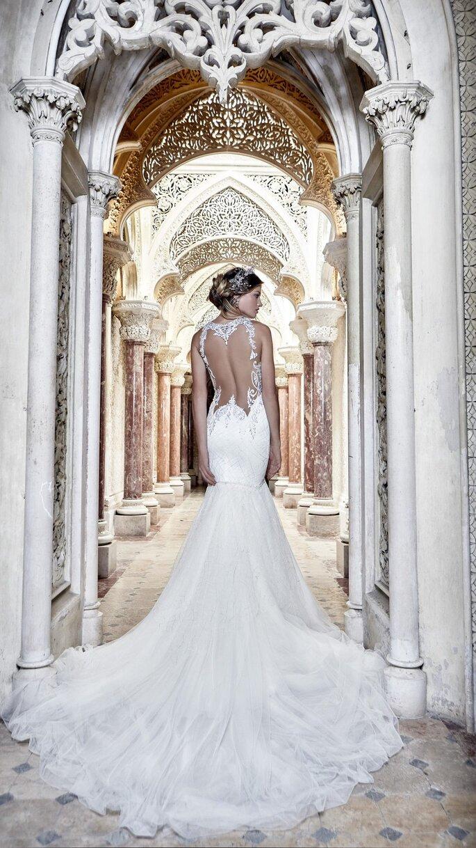 vestidos de noiva Ais d'Amor Bride's Closet