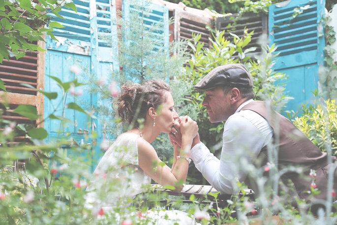 Dans mon jardin secret Photographie