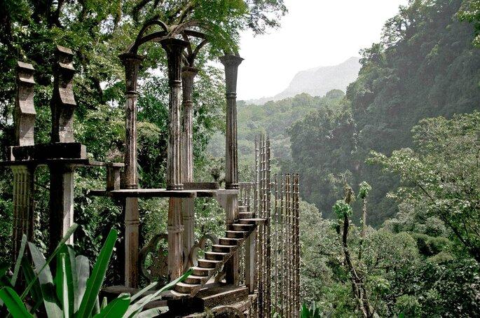 Huasteca Potosina, jardín surreal de Edward James