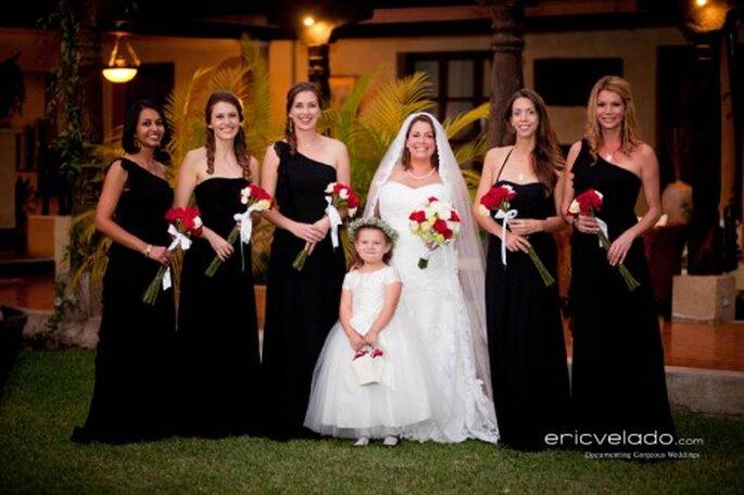 Peinados de moda para ir a una boda. Foto Eric Velado
