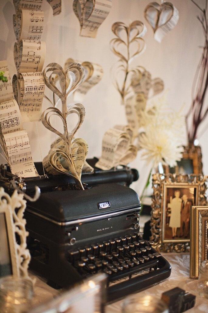 7 detalles básicos para una boda vintage - Sharon Litchfield Photography