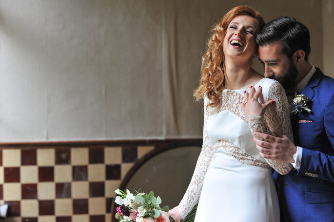 B Photos Mariage - Paris - Photographe de mariage