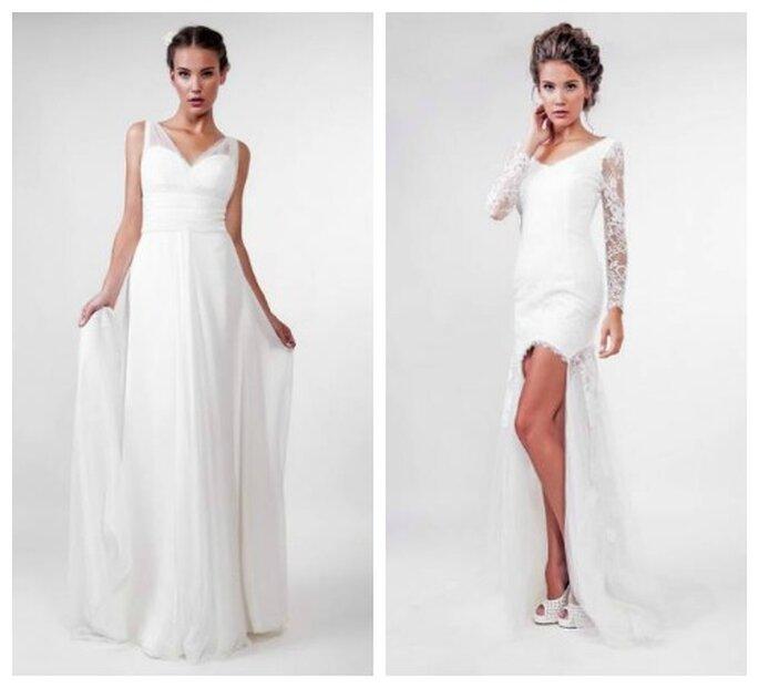 polskie suknie ślubne