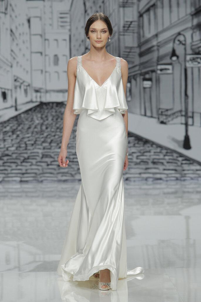 Vestido de noiva Justing Alexander