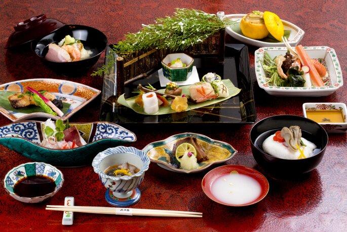 Gastronomía local de Kanazawa