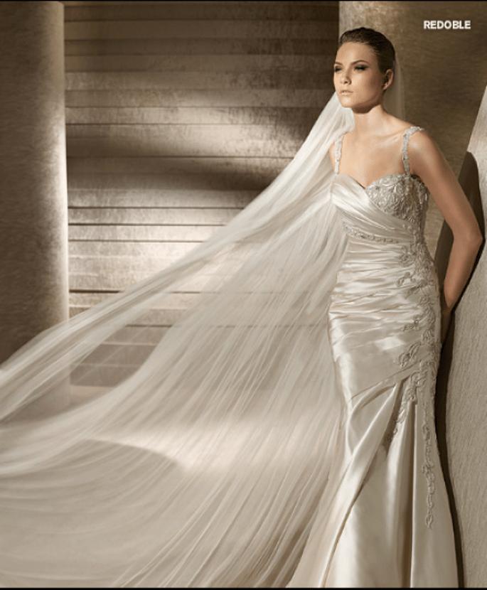 Vestido de novia Redoble, St Patrick