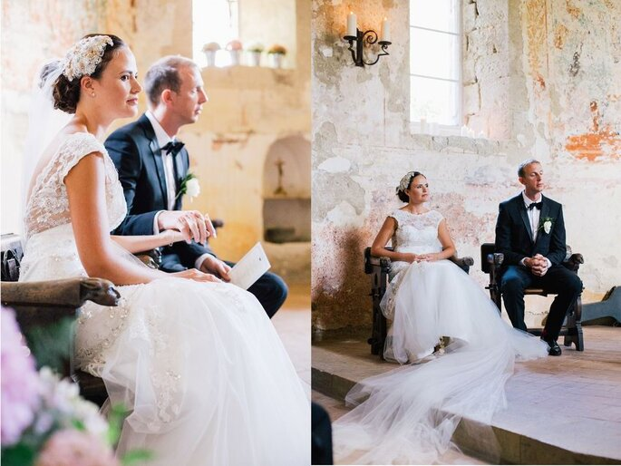 Ines + Oliver´s Wedding, image: Laurent Brouzet
