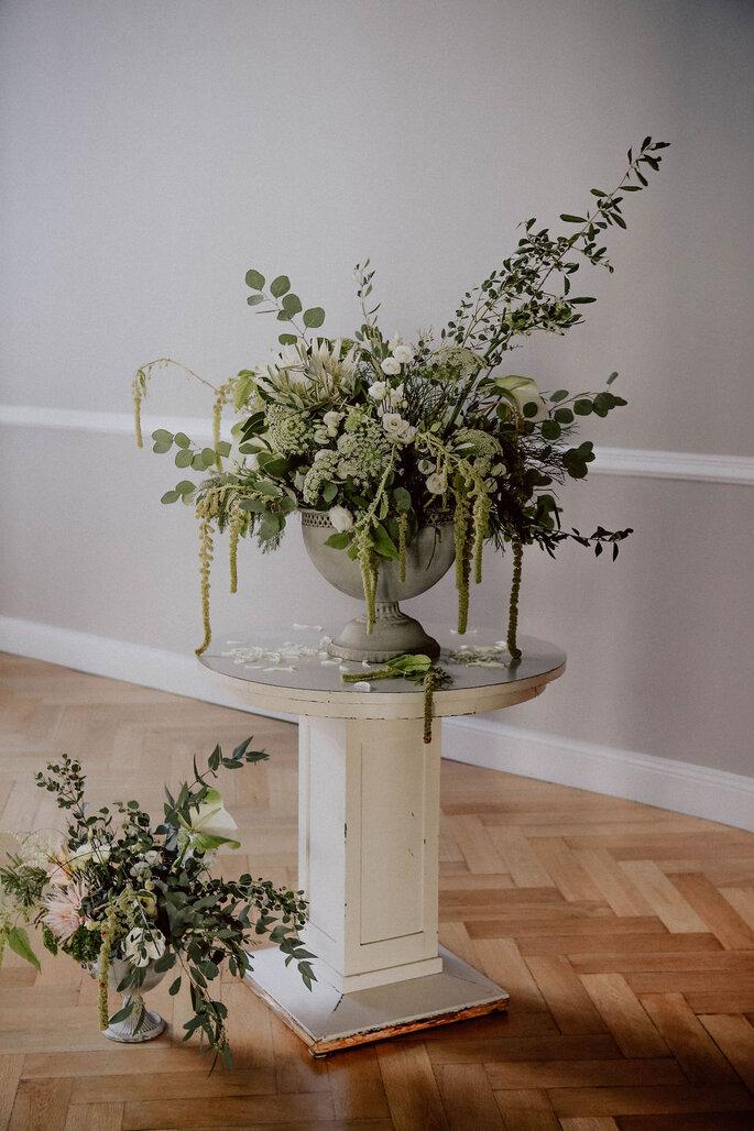 Minimony Hochzeit Hochzeitsblumen