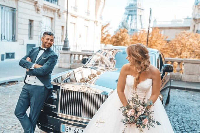 Tailor Trucks - Costume du marié - Région parisienne