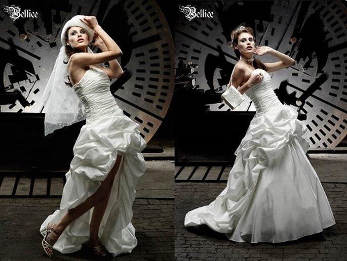 Außergewöhnliche & sexy Brautkleider