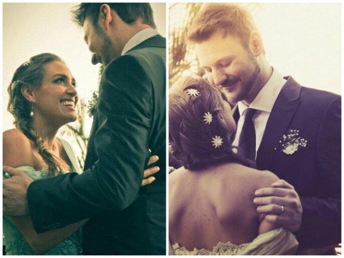 """Peça seus amigos para gravarem com seu telefone o momento do """"Sim aceito!"""" e do beijo. Foto: Pulp Fotografia"""