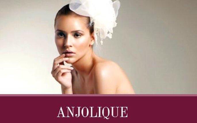 Colección de vestidos de novia Anjolique 2010