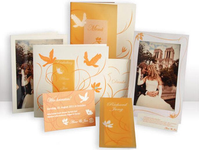 Kartenset 'Sommersymphonie' aus der Exclusive Collection von cloud9design