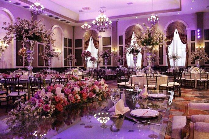 Las Pampas Eventos Salones para bodas Monterrey