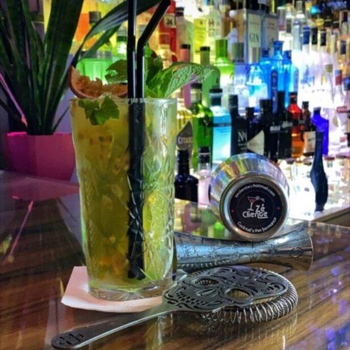 Cocktail à Zé Cliente