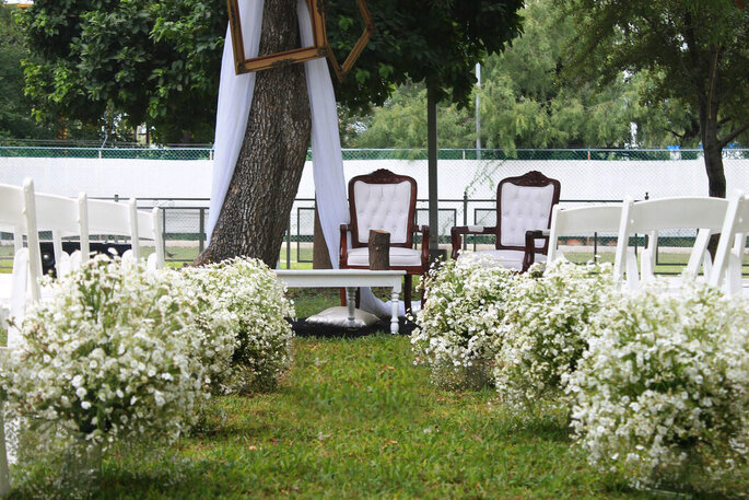 Urban Garden Eventos jardines para bodas Monterrey
