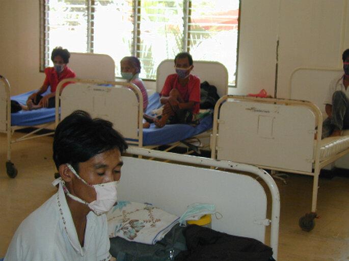 Unterstützen Sie die Arbeit von Ärzte für die Dritte Welt e.V. mit einer Spende