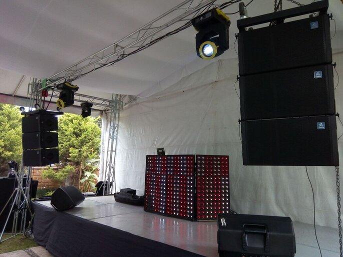 Maelth Pro Audio dj bodas Ciudad de México