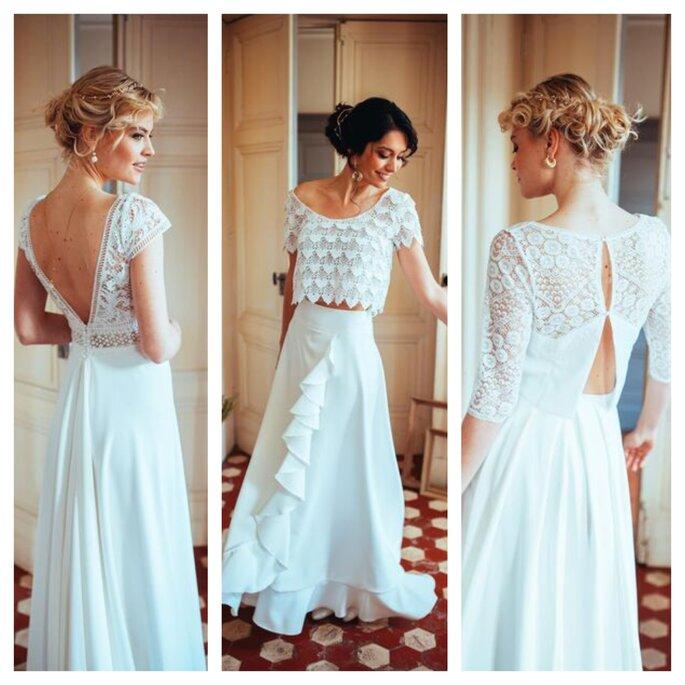 Elsa Gary - créatrice de robes de mariée - Paris
