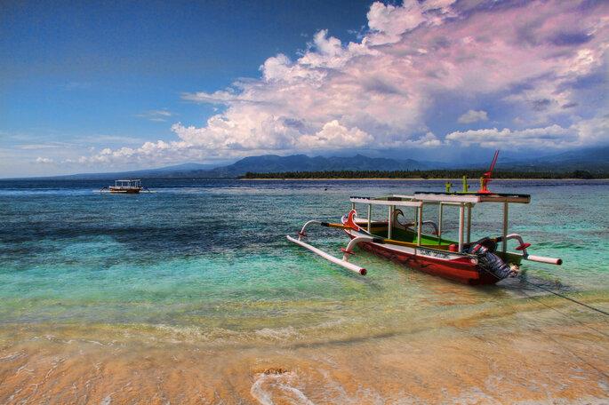 Photo : Bliss.  Gili Islands, Lombok - Mikaku via Visualhunt.com