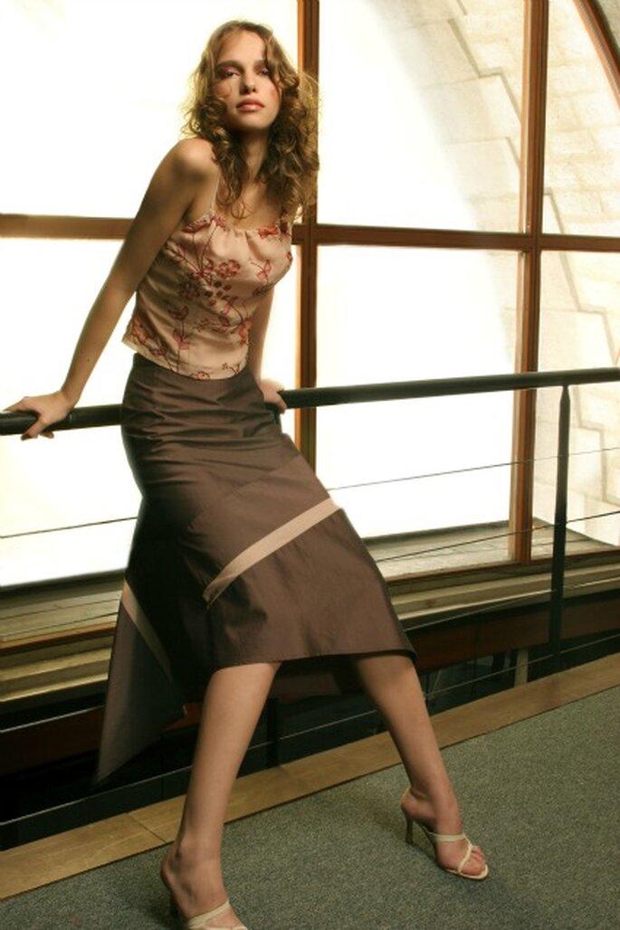 Robe de cocktail Aurélie Cherell