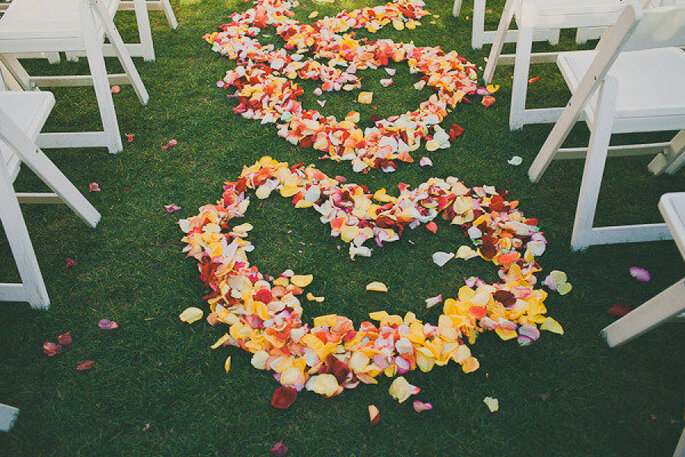 5 ideas innovadoras para decorar tu boda. Foto- He & She Photography