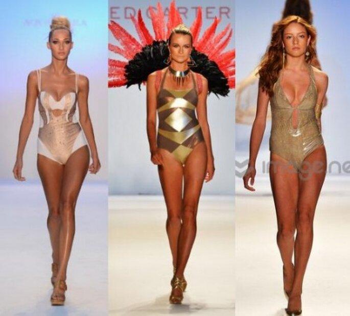 Mercedes-Benz Fashion Week Swim 2013 Official Coverage. Foto de Image.net