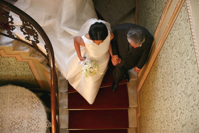 pais da noiva