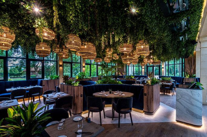 Les Jardins d'Epicure - lieu de réception de mariage - Val d'Oise