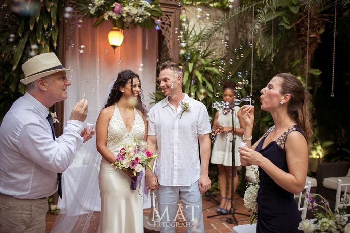 Casa Fernández de Madrid Ceremonia de boda Cartagena