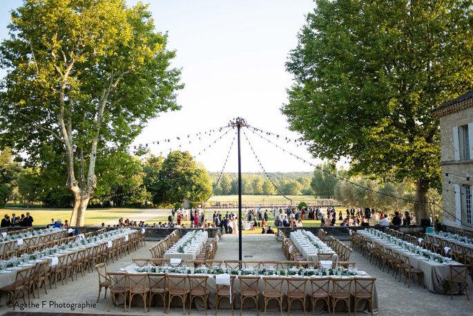 Domaine de Belfonds - lieu de réception pour votre mariage - Drôme