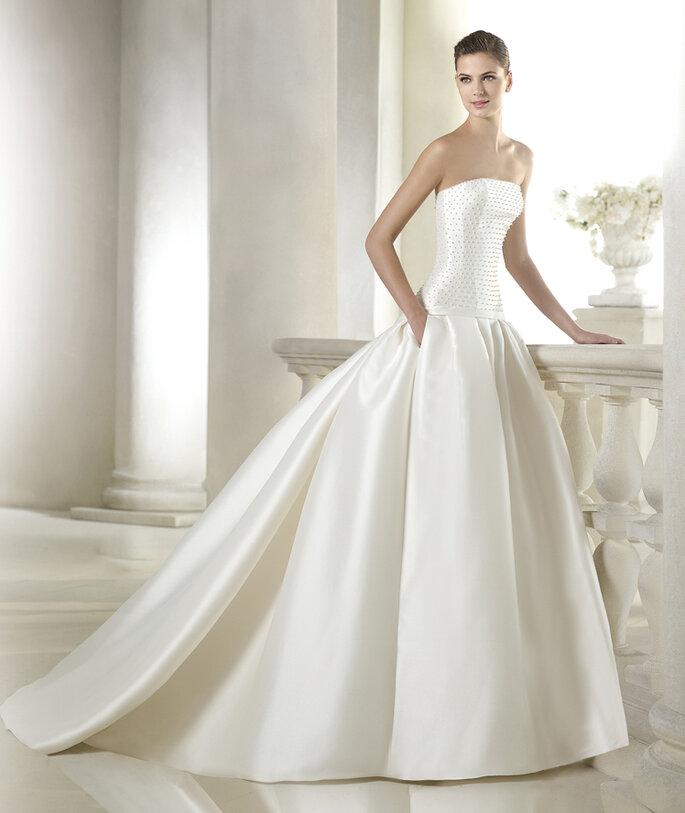 Hochzeitskleid St. Patrick
