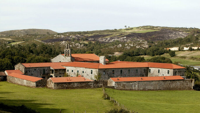Monasterio de Aciveiro