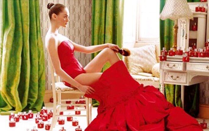Colección de perfumes Carolina Herrera