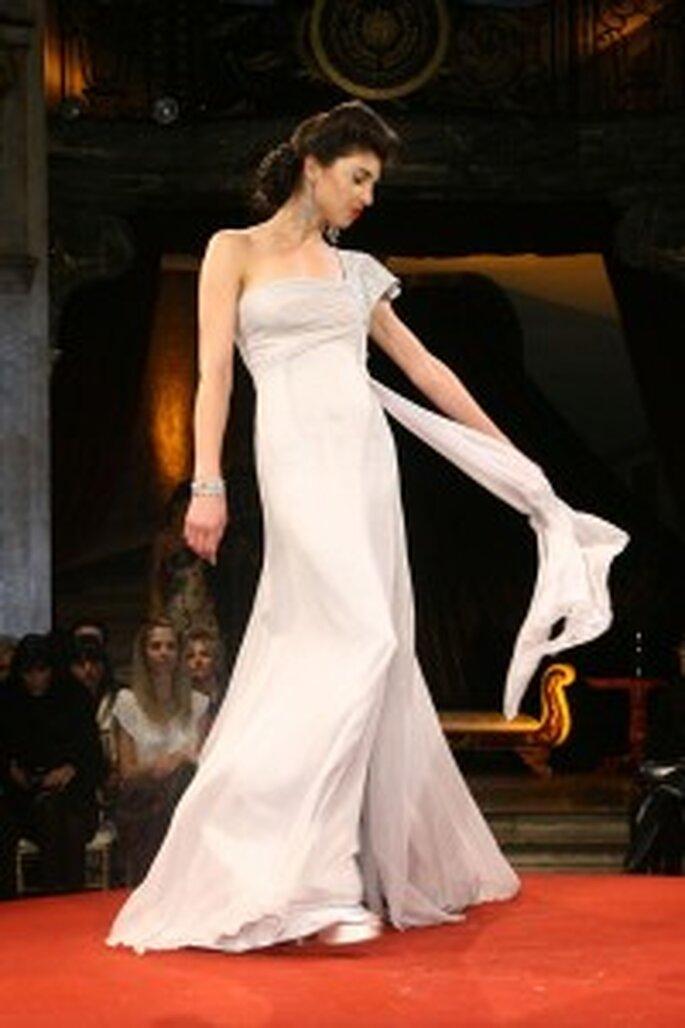 Vestido de novia de Jorge Ibáñez, Argentina