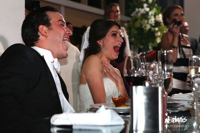 Olvídate de idealizar la foto mágica y disfruta de toda tu boda - Foto Mauricio Alanis