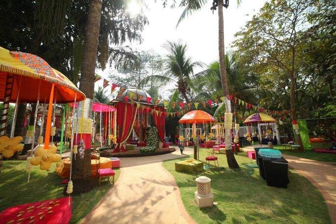 Photo: Weddings by Shilpa and Sonika.