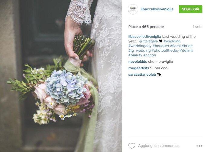Foto via Instagram.com/ilbaccellodivaniglia